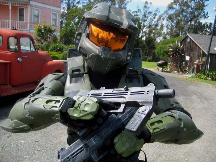 Master Chief Gangsta