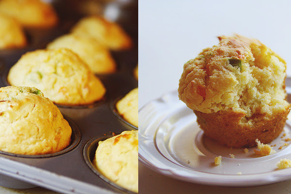 creole muffins