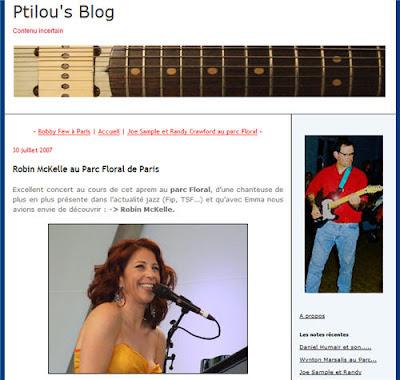 Ptilou's Blog
