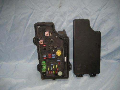 2014 Jeep Patriot Fuse Box Location