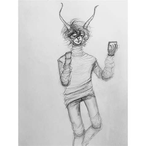 shrugs withinhell winter igart illustration pencil