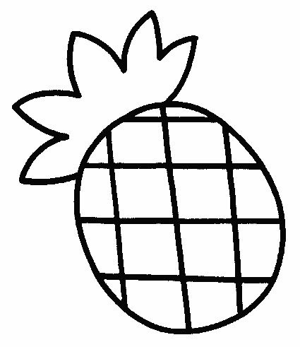 Fruit Coloring Pages And Printables Crafts And Worksheets For