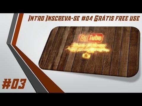 Intro #04 Grátis free use Logo tipo designer affter efects