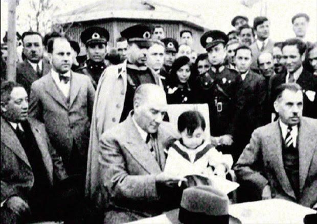 Atatürkün Hiç Bilinmeyen özellikleri Eğitim Ajansı Eğitim