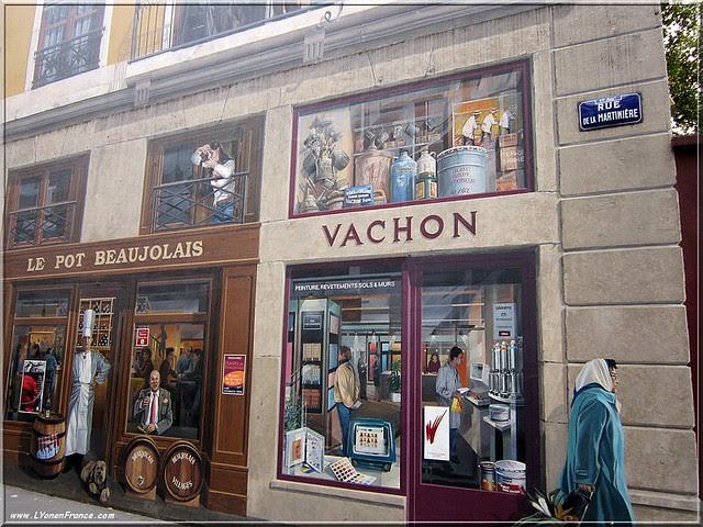 Fresque+lyonnais+beaujolais