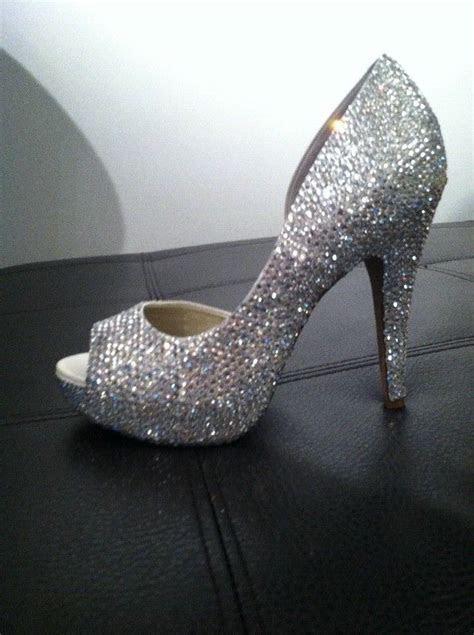 Best 25  Bling heels ideas on Pinterest   Bling wedding