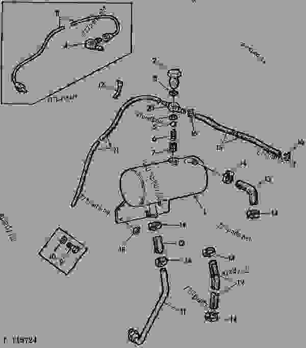 30 John Deere Hydraulic System Diagram