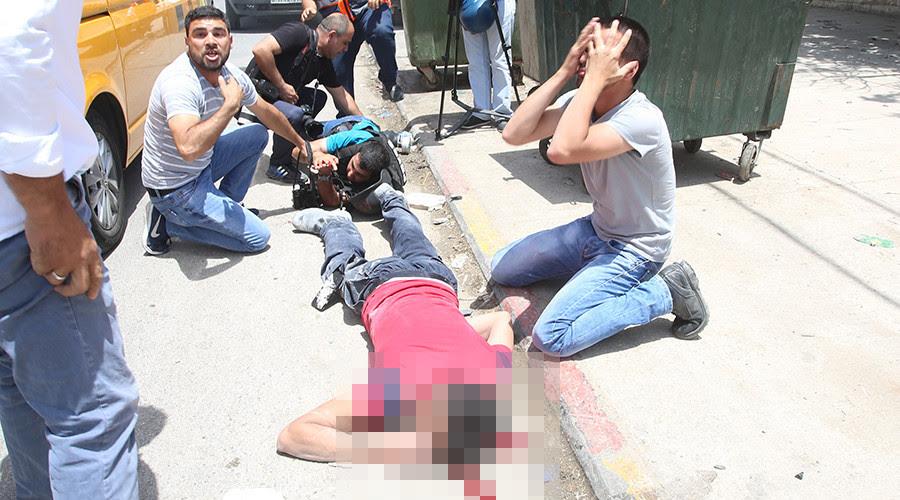 Moataz Bani Shamsa, 23 anni, ucciso ieri a Huwara