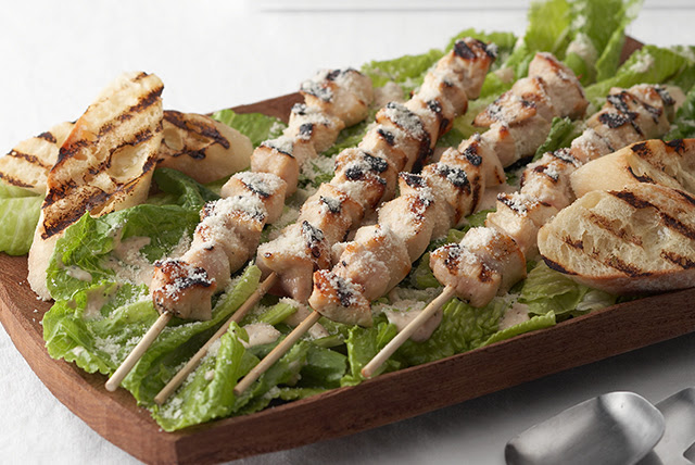 Grilled Chicken Caesar Salad Image 1