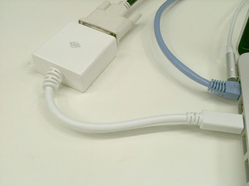 PLANEX mini-DisplayPort to DVI