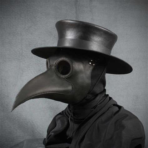 Black Beaks & Lavender: The Sensual Plague Doctors of Europe