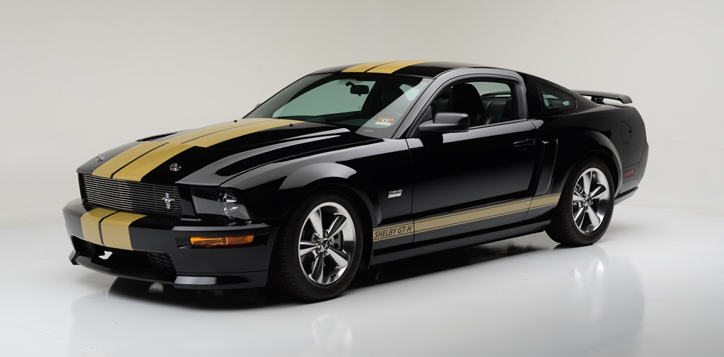 This 2006 Shelby GT-H, CSM #002, will be crossing the Barrett-Jackson auction block at the 8th Annual Las Vegas Auction, Sept. 24-26.