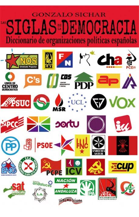 Resultado de imagen de Las siglas de la democracia. Autor: Gonzalo Sichar.