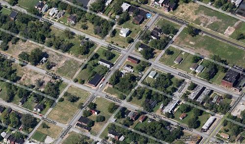 Ville & Greater Ville depletion