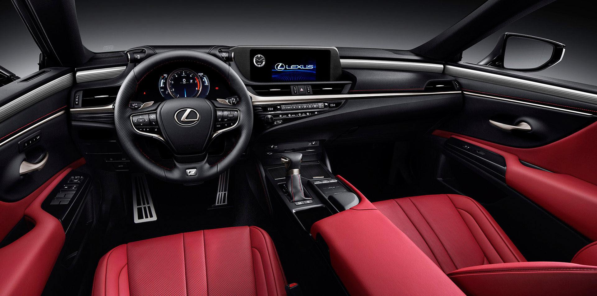 7th generation lexus es premieres in beijing  autodevot