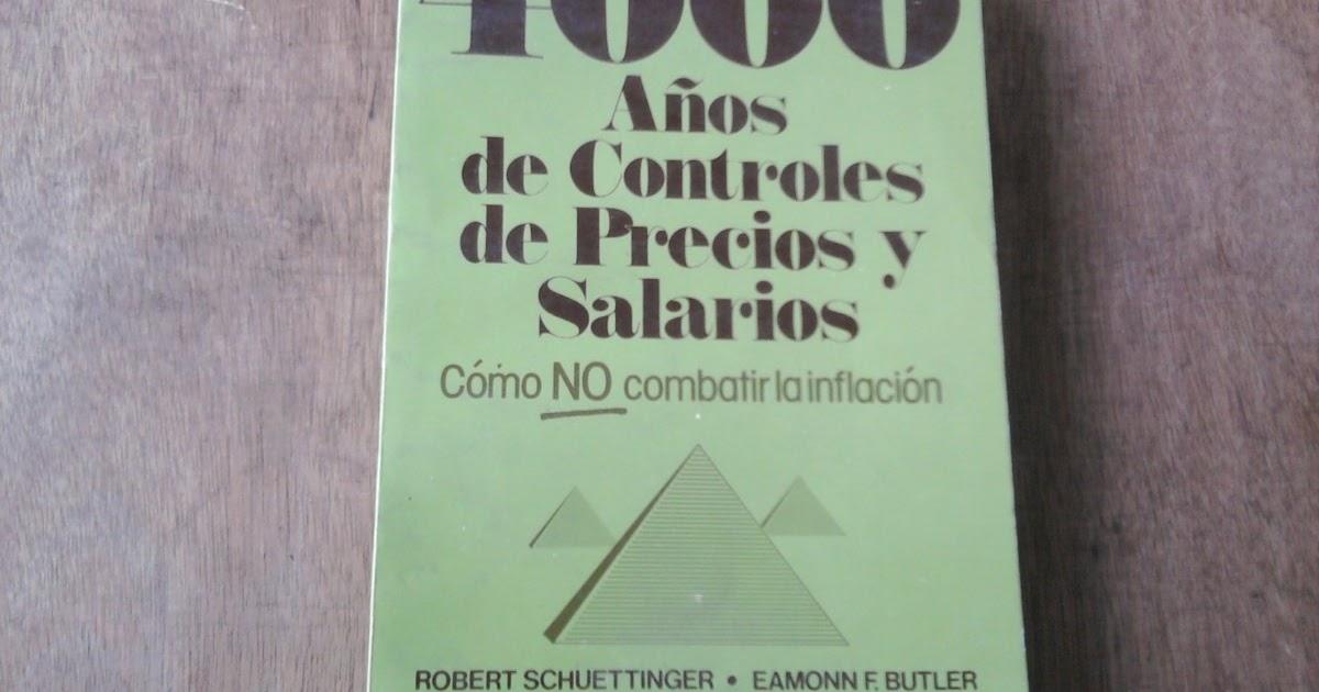 ECORY: 4000 AÑOS DE CONTROL DE PRECIOS