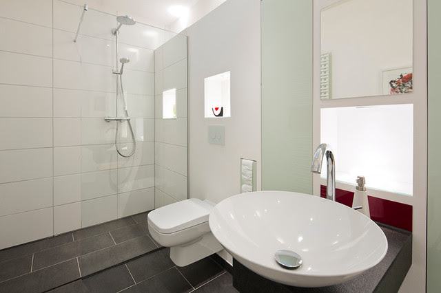 Design Badm\u00f6bel  Modern  Badezimmer  Hamburg  von