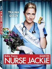 Nurse Jackie - Season Five (DVD)