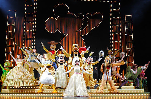 golden mickey finale
