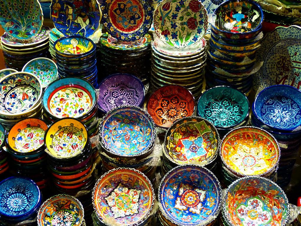 Pottery, Grand Bazaar