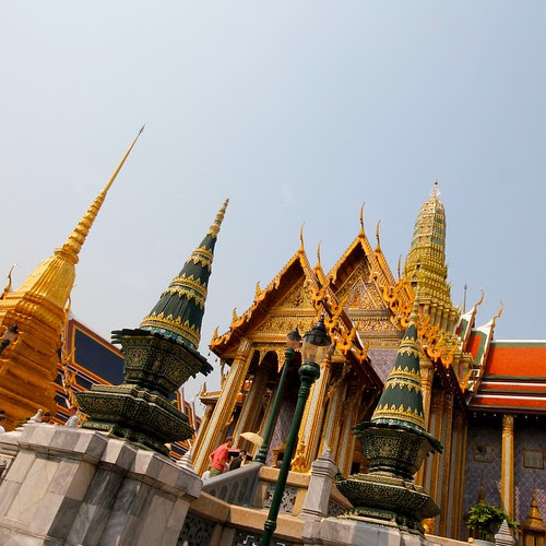Thailand Grand Palace by doug88888