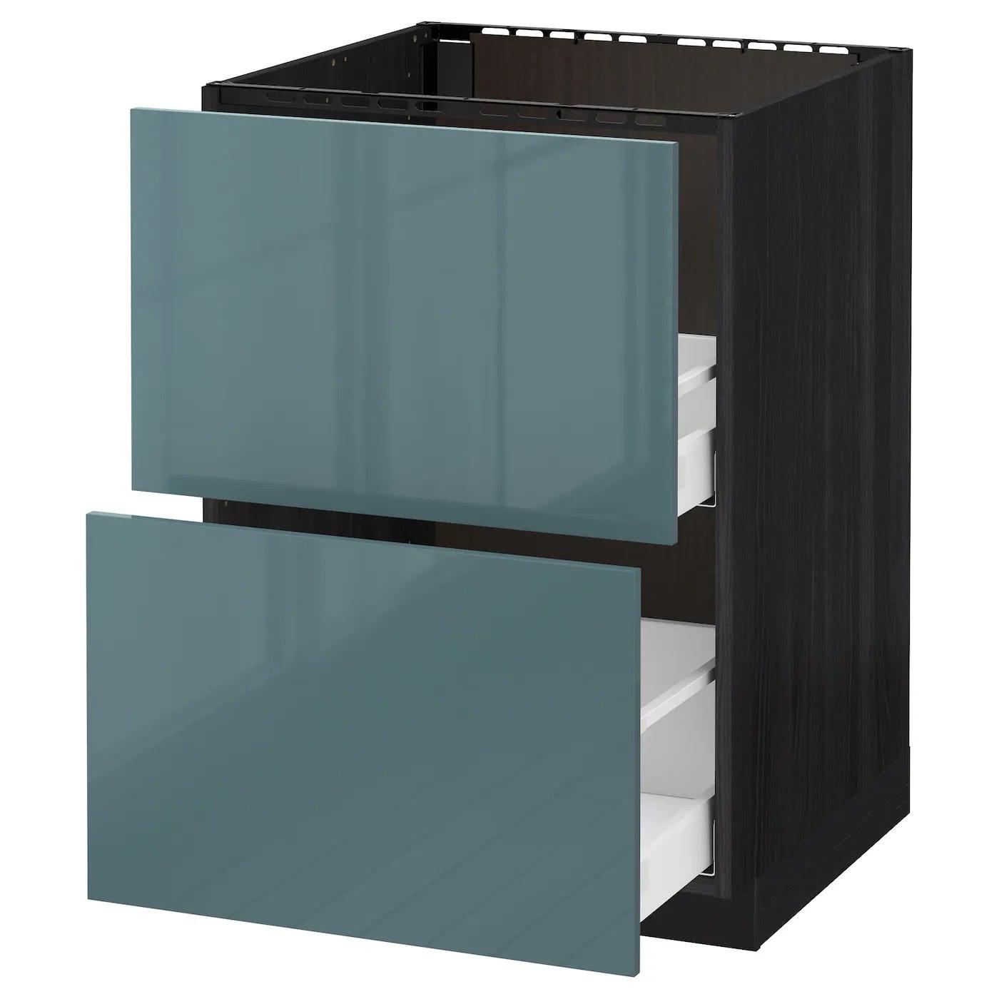 Ikea Metod 60 X 60 Meuble Bas Angle Cuisine Ikea