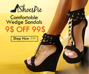 Shoespie Discount Wedge Sandals 2016