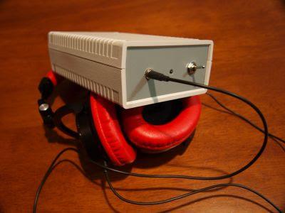 6418 Tube Headphone Amplifier Kit