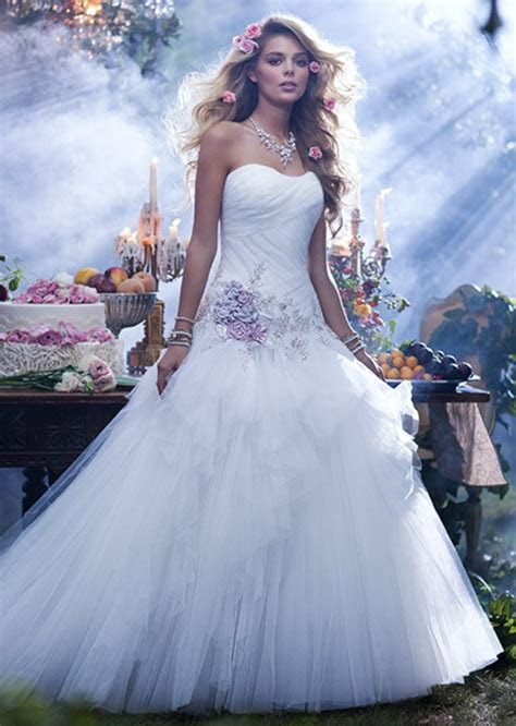 The Most Beautiful Wedding Dresses Inspired By The Disney