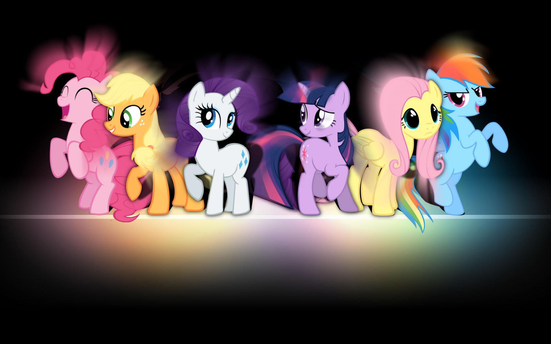 Free My Little Pony Wallpaper 1920x1200 18216