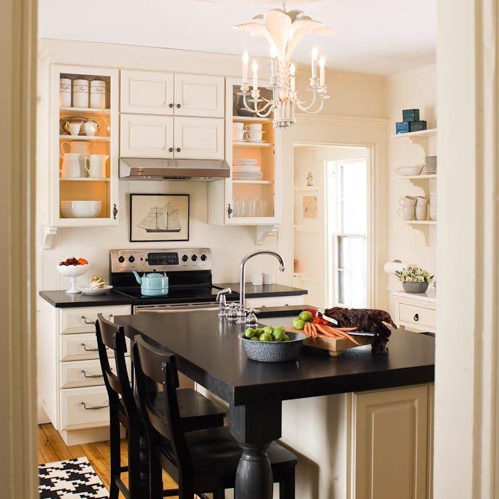 25 Small Kitchen Design Ideas | Shelterness