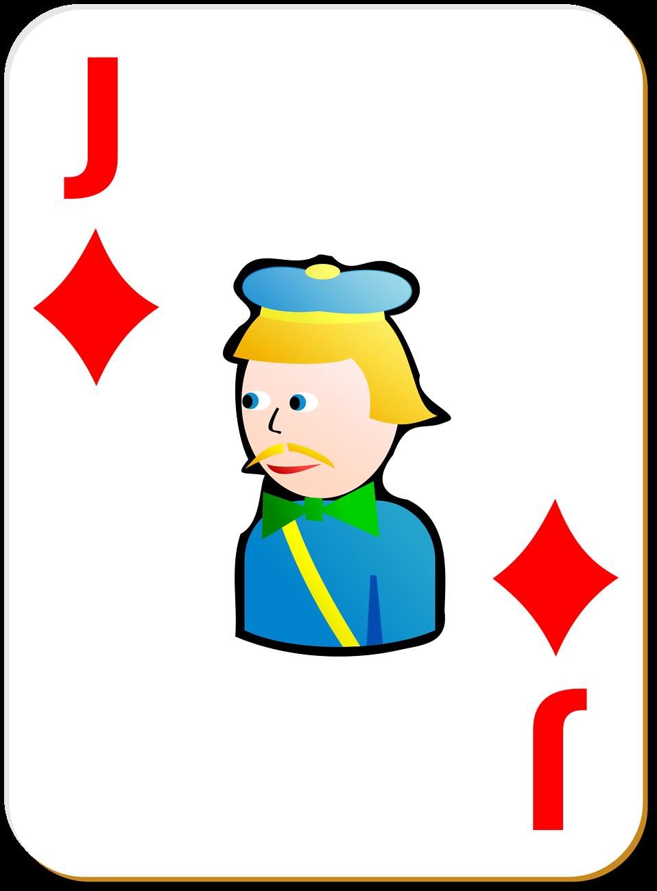 Joker Card - ClipArt Best