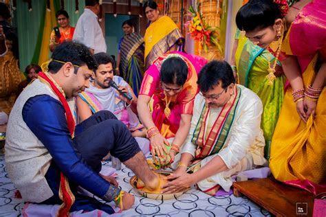 15 Traditional HIndu Telugu Rituals for your Wedding
