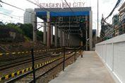 Akses untuk Pindah dari Stasiun Sudirman ke Sudirman Baru Belum Bisa Dilalui