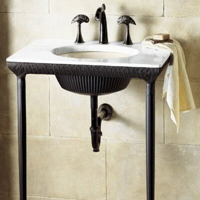 Bathroom Sink Console Table | Home Trends Ideas