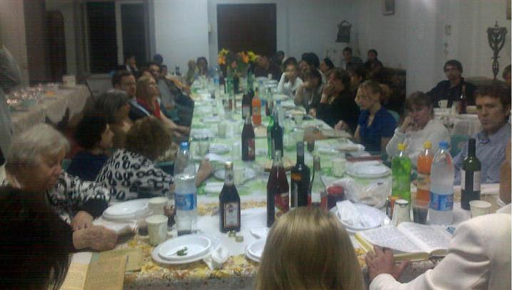 Seder 2012