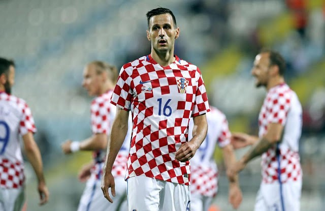 Kalinic rejects World Cup medal after being sent home for refusing to face Super Eagles