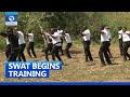 New Police Unit, SWAT begins training. (Video)