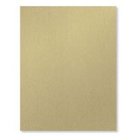 Brushed Gold A4 Card Stock