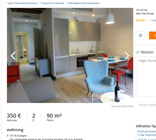 vorkassebetr ger im gehackten makler account von st dtische. Black Bedroom Furniture Sets. Home Design Ideas