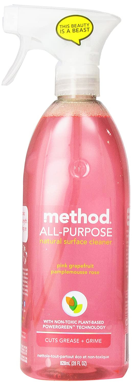 Amazon.com: Method All Purpose Cleaning Spray 28oz, Pink ...