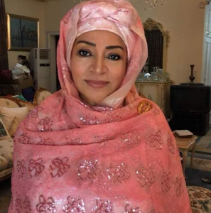 Stunning New Photo Of Former First Lady, Maryam Abacha
