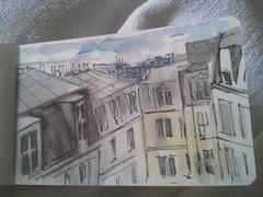 Paris by veronicabelcher