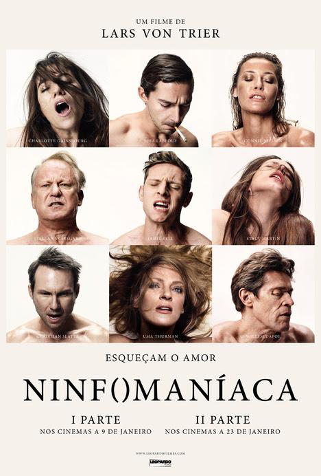 Poster do filme Ninf()maníaca (Parte I)