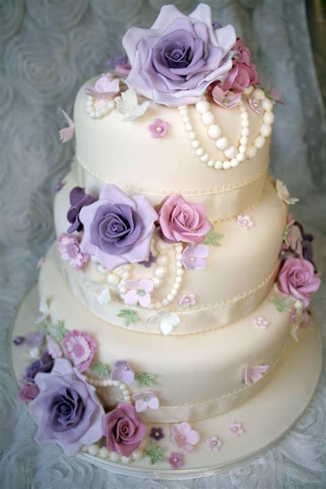 Vintage Wedding Cake   The Great British Bake Off