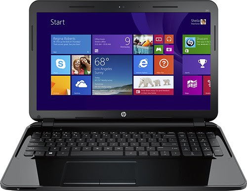 HP ENVY TouchSmart Sleekbook Touch-screen Laptop