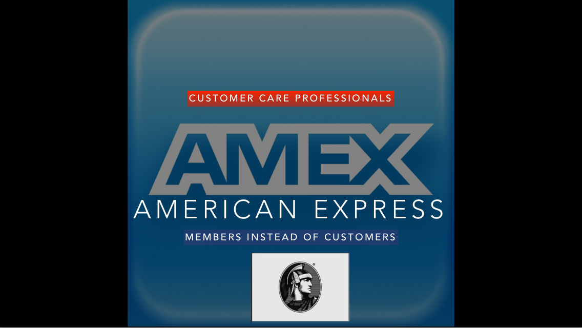 American Express | Customer Centric Experience