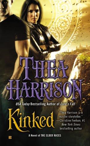 Kinked (A Novel of the Elder Races) by Thea Harrison