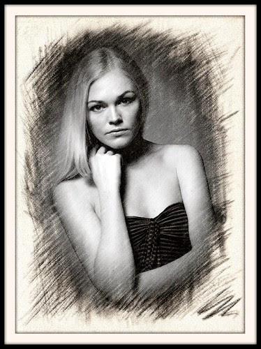 Portrait by S.Leonov