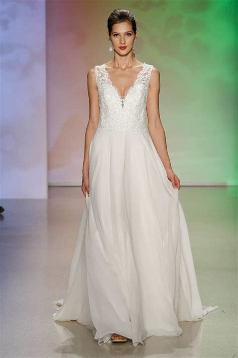 Aurora Sleeping Beauty Wedding Dress Alfred Angelo Spring
